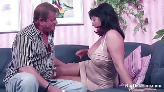 German Mom and Dad in Porn Performers for in all directions Money