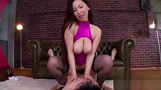 Japanese slut in a kinky edict