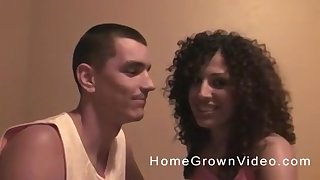 You don't wanna miss this amateur couple's sex tape
