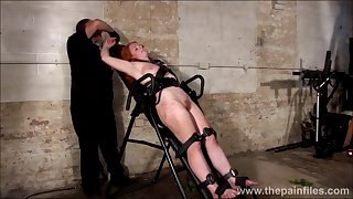 Keel over pussy punishment and swedish amateur bdsm