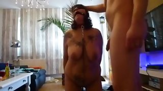 Humble slave Silvia from Germany. My master is holy.