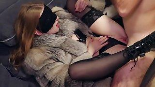 PART 2: Finally fucked rich redhead bitch. HD porn