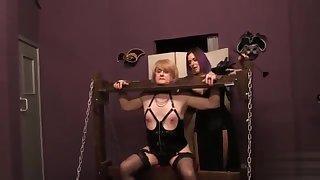 Amazing porn clip BDSM exclusive wild