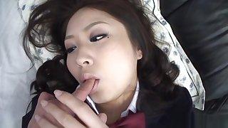 Juri Sawaki top rated POV Japanese schoolgirl sexual intercourse