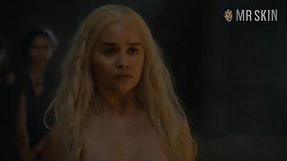 Emilia Clarke capital punishment a nude scene exceeding Game of Thrones