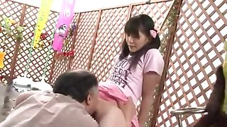 Father Fucks Daughter in advance of say no to Mother Yui Kasugano