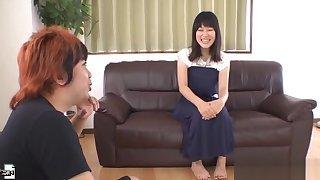 Gangbang respect for asian schoolgirl