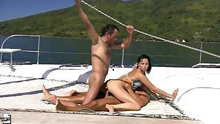 Sluts Of The Caribbean Scene 7